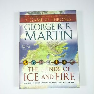 Game of Thrones Coffee Table Book